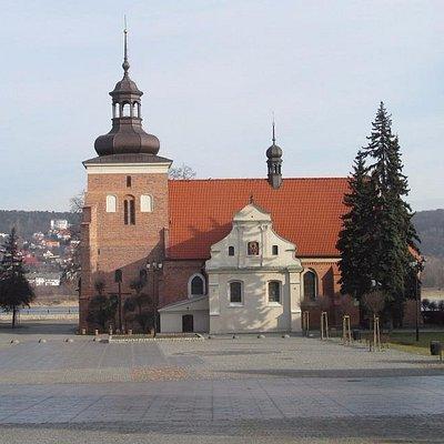 Włocławek - Kościół św. Jana Chrzciciela