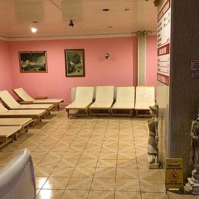 Wunderbare Behandlung von Spezialisten, total nett und sehr höflich . Sauna, Hamam, Massage, Hot