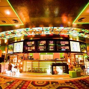 Interior del Bingo Las Vegas