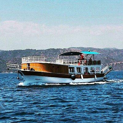 Nilsu1 İle Tekne ve Deniz Keyfi