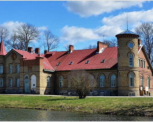 Lasila Manor (Lasila mõis) - school