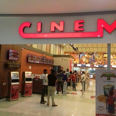 Pics of Cinemark at Sambil Curacao