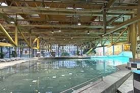 quartiere turco, piscina gradevolissima