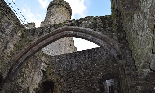 Castle Conwy, Wales