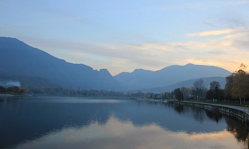 Treska lake