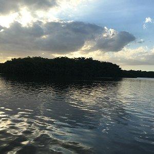 Caroni Lagoon National Park