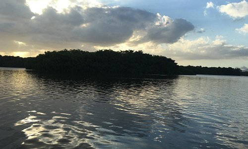 Caroni Lagoon National Park