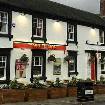 The White Lion, Penkhull