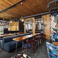 Обновленный The Blue cup coffee shop