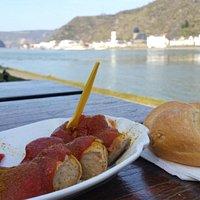 Currywurst am Rhein - Imbiss St. Goar