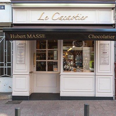 Le Cacaotier (Enghien)