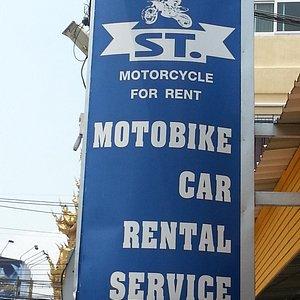 ST Motorcycle Rentals