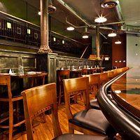 Copper Bar, Craft Taps, Wine List