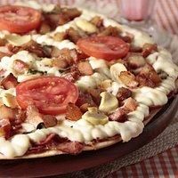 Deliciosa pizza Soft