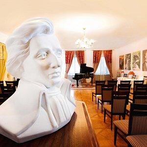 Chopin Gallery - Sławkowska 14 Street