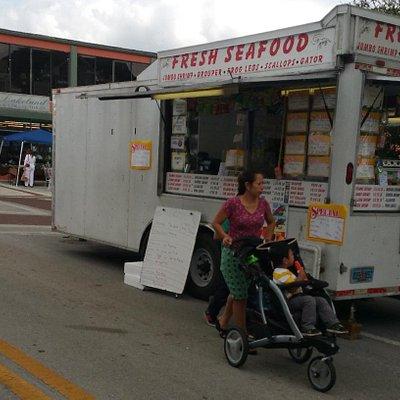 Some interesting food trucks