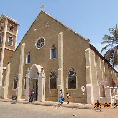 katedra w Banjul