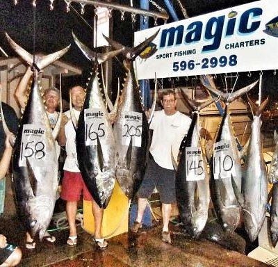 Ahi (yellowfin tuna)