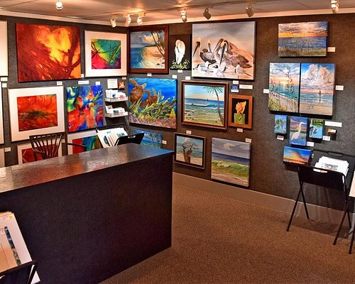 Island Gallery West has enlarged and renovated its space to show more art.