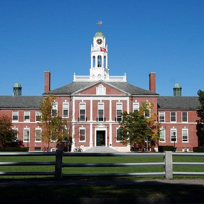 Main building viewed from Court st.