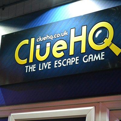 Exterior of Clue HQ Birmingham