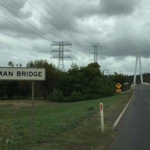 Holy Bodacious Belfries, Batman. it's your bridge!