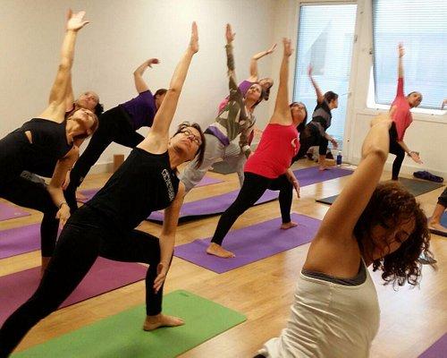 Yoga @ The Farmacy!