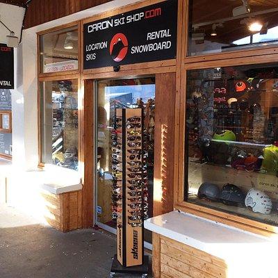 Caron Ski Shop - Val Thorens
