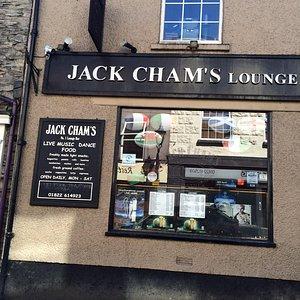 Jack Cham's Tavistock