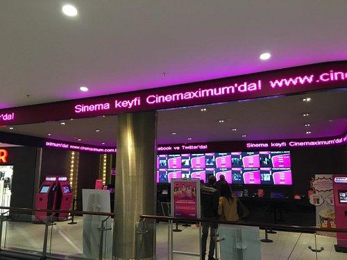 Cinemaximum İstinye Park