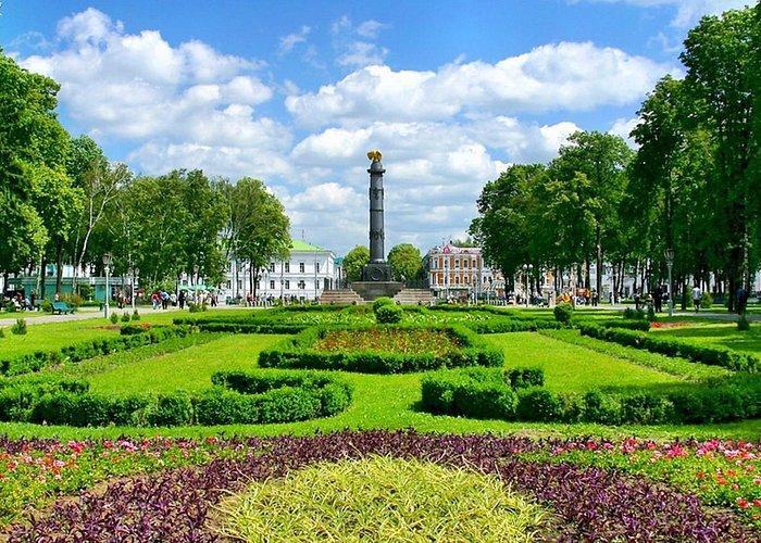 Poltava Central Square