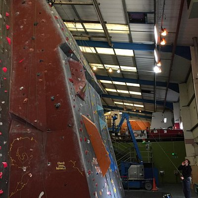 The Reach Climbing Centre