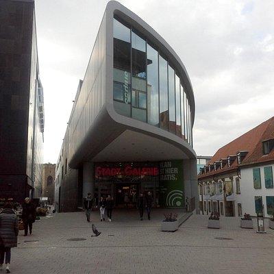 Das Einkaufzentrum