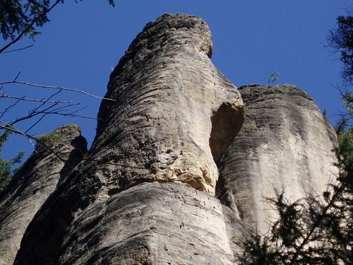 Cesta skalami
