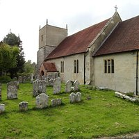 All Saints Church, Upper Clatford, Hampshire, England