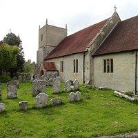 All Saints Church, Upper Clatford, Hampshire, England