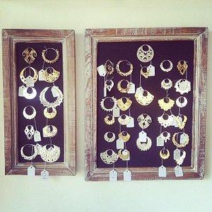 Nishiibo Tribal & Gypsy earrings