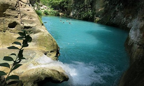 Basin Blue, Haiti.  Let us get you there!