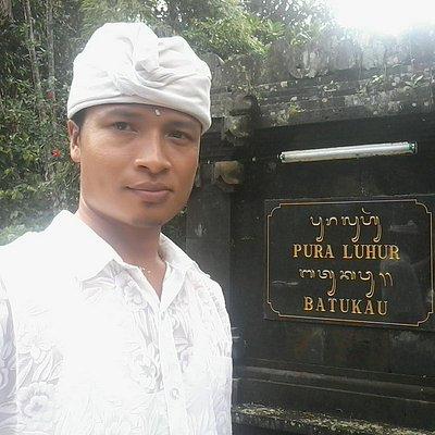 My name Wayan Sudiana you can call me Wayan i am private driver and tour service. Thanks