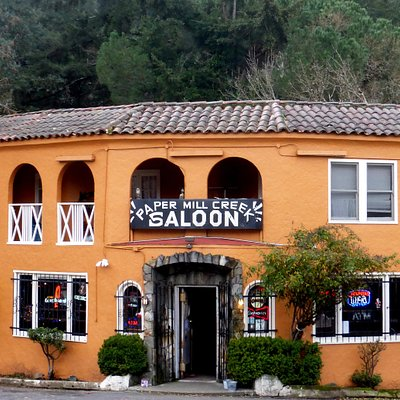 Historic Papermill Creek Saloon