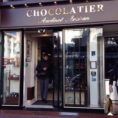 Chocolaterie Audinot