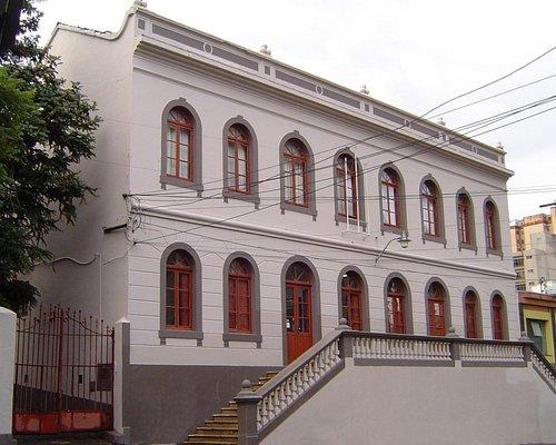 Foto de fachada do Museu Municipal de Caxias do Sul