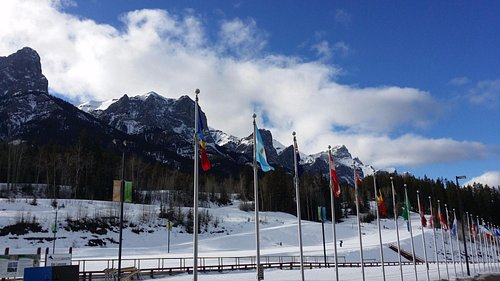 Canmore Nordic Center March 2016