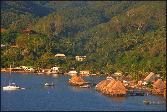 Raiatea.Polinesia Francesa