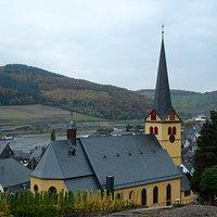 Kirche Sankt Stephanus, Zeltingen/Mosel