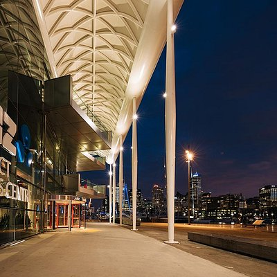 ANZ Viaduct Events Centre Exterior
