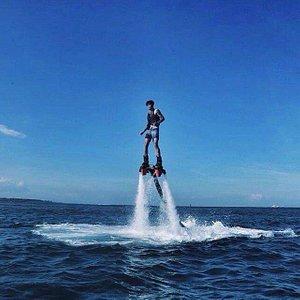 Turtle island# sea walker# n fly board#