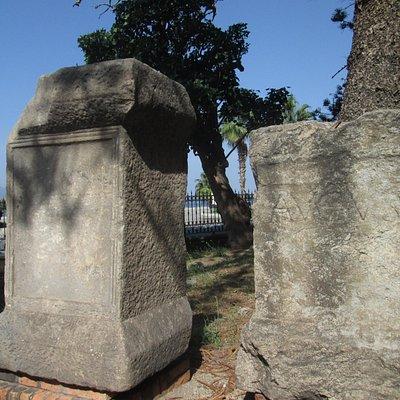 altari commemorativi presenti in sito