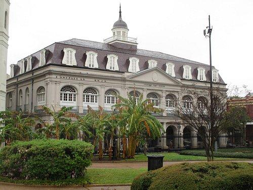 Louisiana State Museum - building