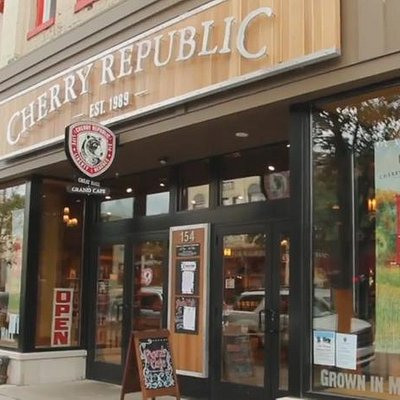 New Cherry Republic store front